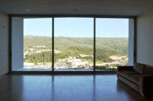 Большие, панорамные окна