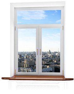 Т - образное окно