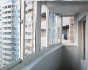 Раздвижные окна Slidors (Слайдорс) 1