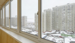 Раздвижные окна Slidors (Слайдорс) 3