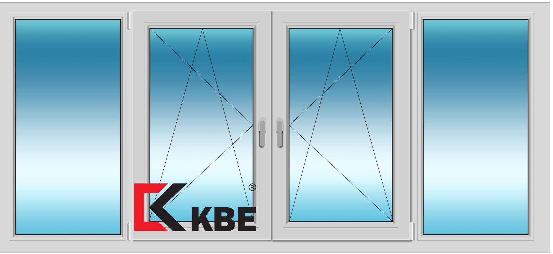 Остекление KBE