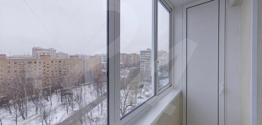 Остекление балконов Slidors 1
