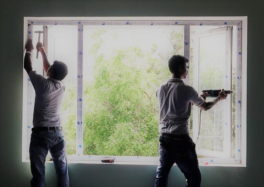 поставить окна в квартире в Воронеже