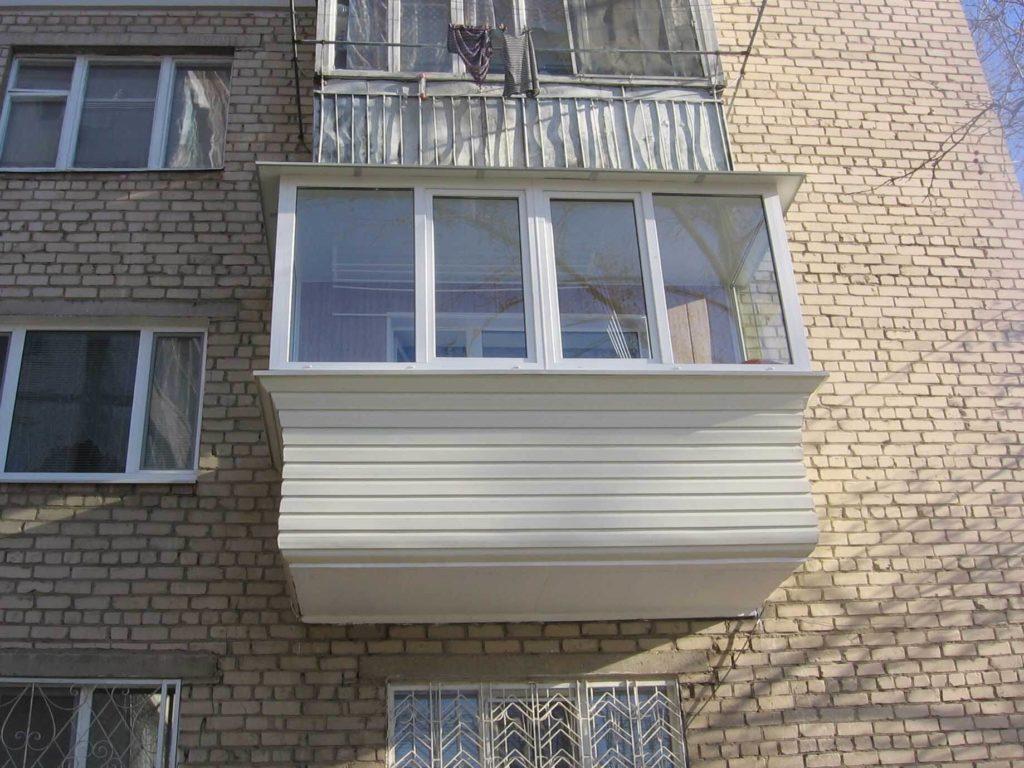 похвалиться балконом фото только