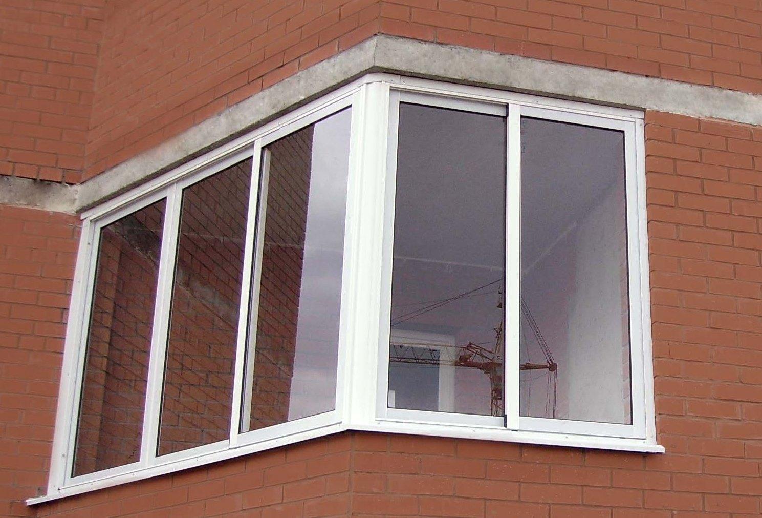 видно фото балконов из стеклопакета артистка